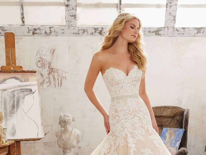 Tmx 1504367278606 Mori Lee 1 Maple Shade, New Jersey wedding dress