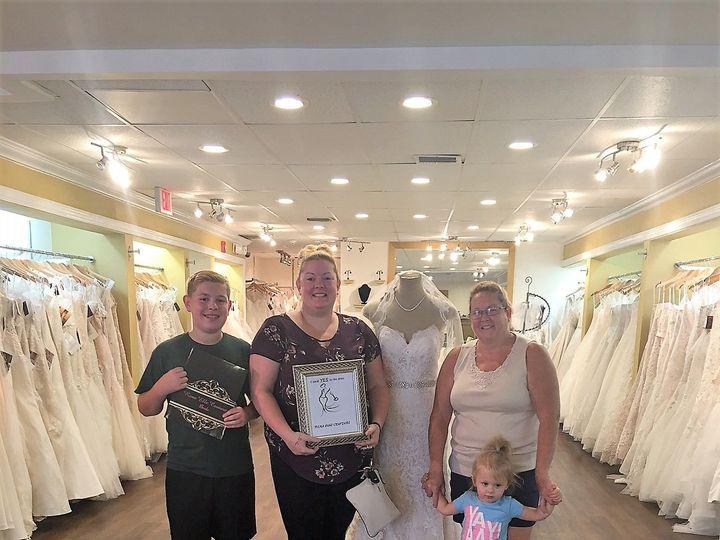 Tmx 1528392399 A854acd10b067467 1528392397 C38078aeaf7ffe33 1528392394634 5 RF Maple Shade, New Jersey wedding dress