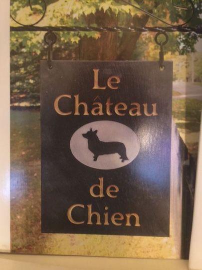 Le Château de Chien home of Enchanté Events