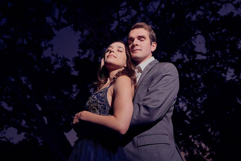 Together | SJCC Engagement Photo