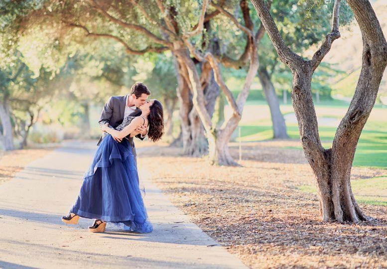 Lovely couple | SJCC Engagement Photo