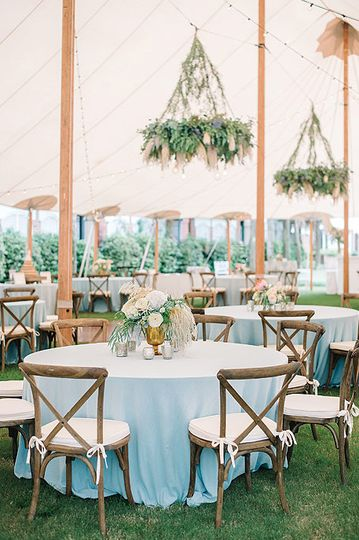 Sperry Sailcloth Tents