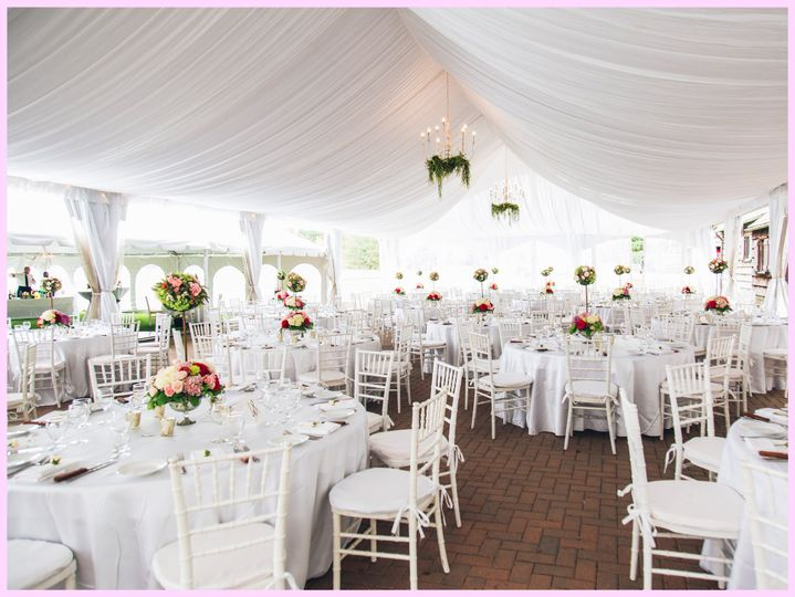 Gorgeous tent liners