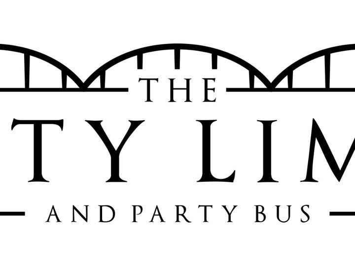 Tmx City Limo Party Busblack Logo 51 185249 1564632603 Davenport, IA wedding transportation