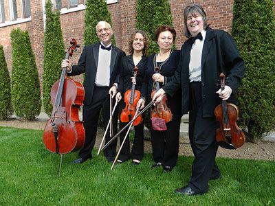 MAS string quartet