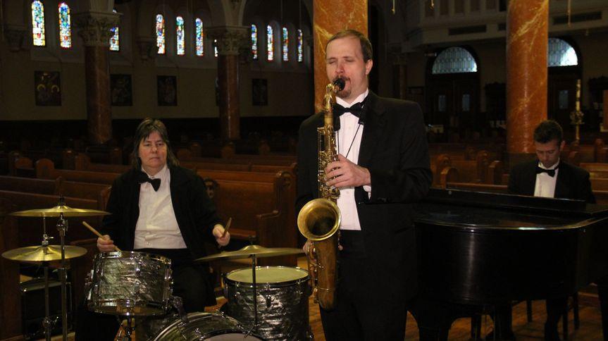 MAS jazz trio