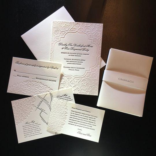 Fingerprint designs invitations dallas tx weddingwire 800x800 1457303310027 susielp stopboris Choice Image