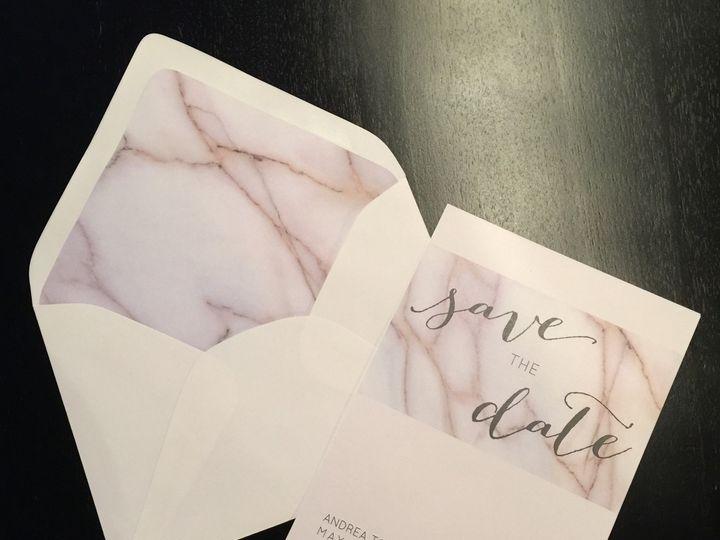 Tmx 1452789627708 Img0300 Dallas wedding invitation