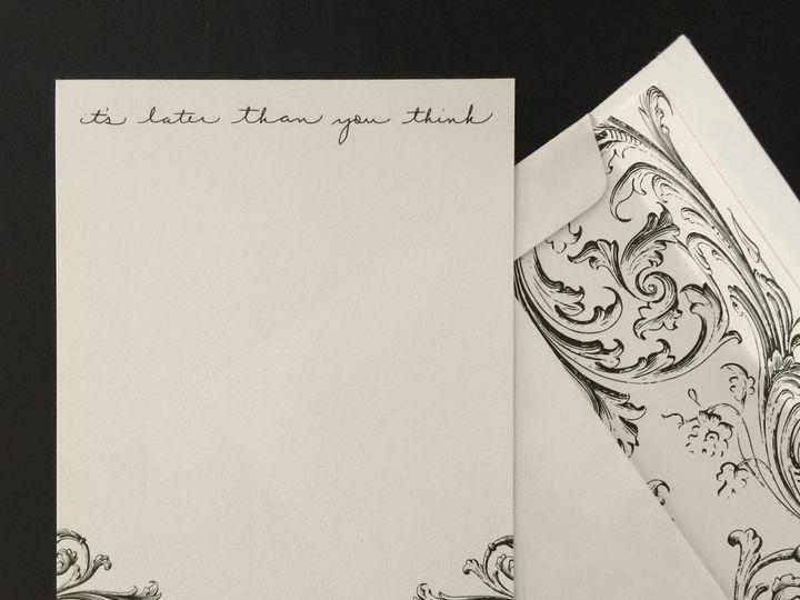 Tmx 1452789822133 Fullsizerender Dallas wedding invitation