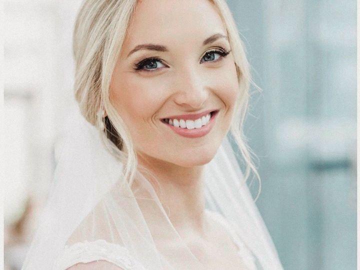 Tmx Up Close Natrual Makeup And Updo 51 1037249 1571427302 Virginia Beach, VA wedding beauty