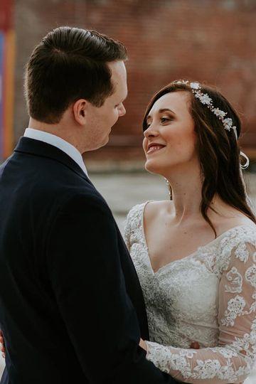 wedding makeup and flower hair crown 51 1037249 1571427436
