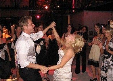 Kara and Dan Rockford Wedding