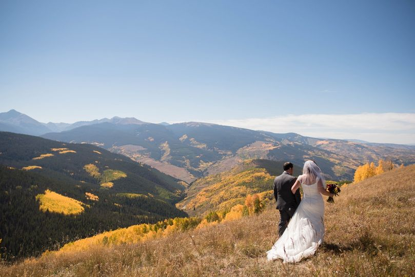 Vail Colorado wedding
