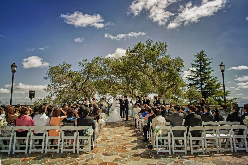 Vista deck ceremony