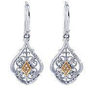Telayne Designs custom earrings