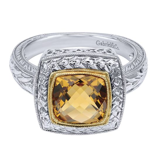 Telayne Designs custom engagement ring