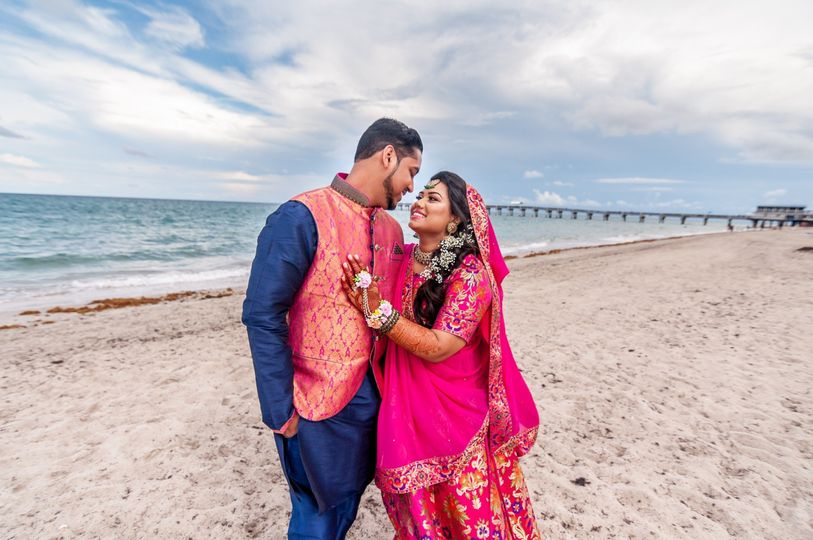 Shazida & Naved Indian Wedding