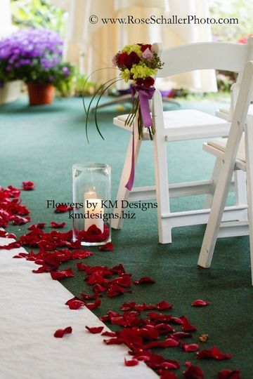 flowers by km designs wedding 2013 selby2