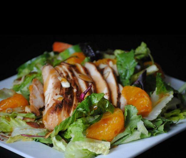 Mein salad