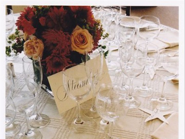 Tmx 1284230674763 TableSetting03 Madison, CT wedding catering
