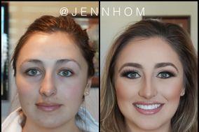 Hair & makeup by Jenn Hom