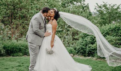 The wedding of Dana and Mark
