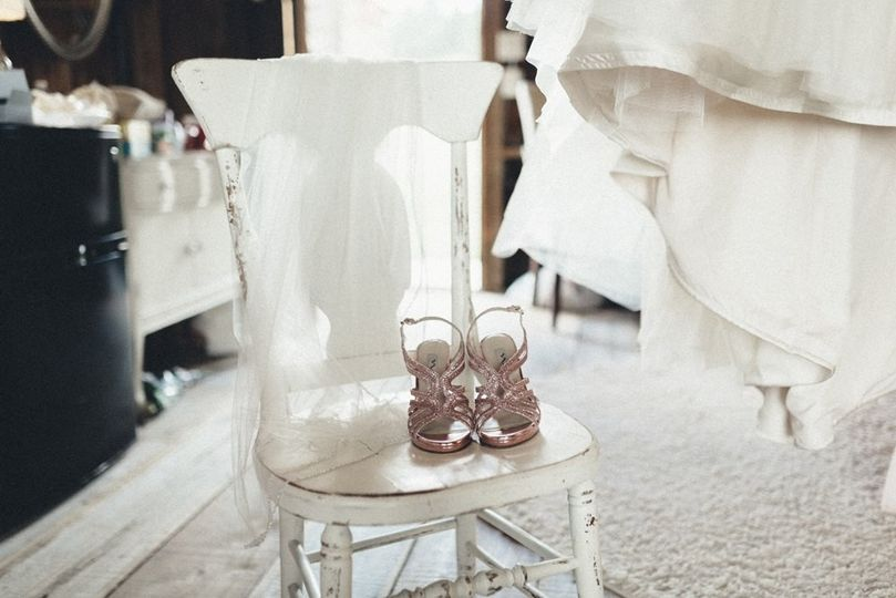 Bridal Suite at Younger Ranch