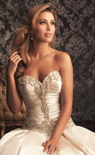 Fitted bodice