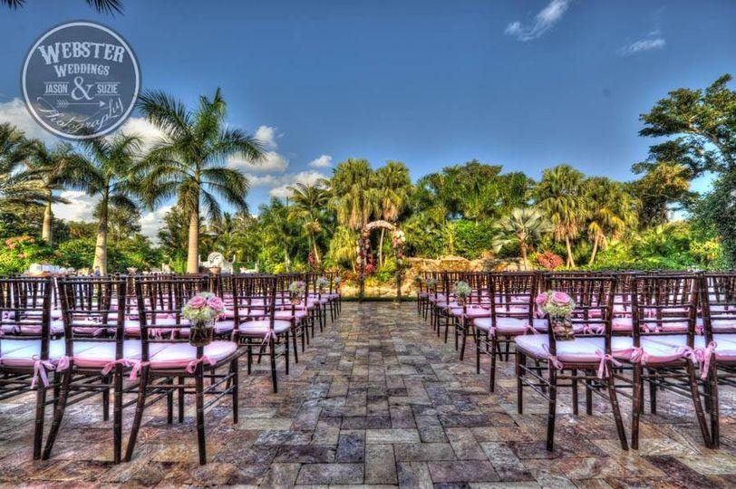 Wedding-Waterfall