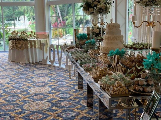 Stunning Dessert Table