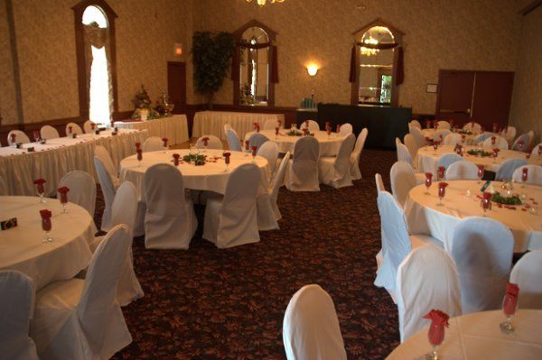 classics v banquet and conference center wedding reception