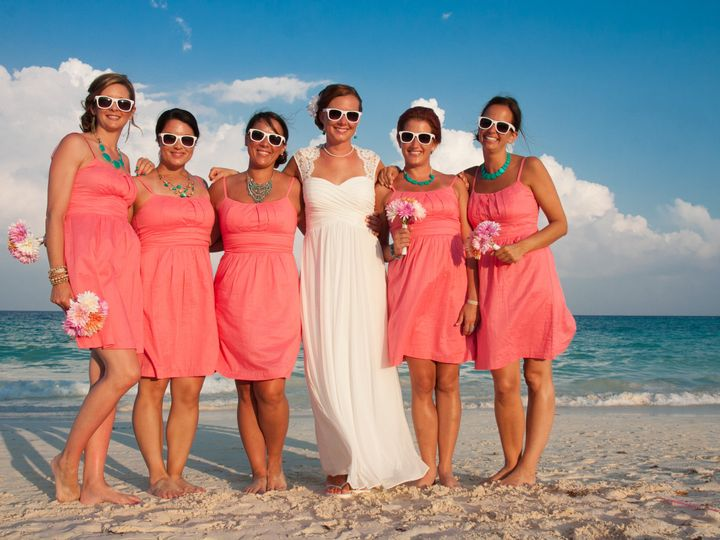 Tmx 1393645146101 Jennifer Y Kyle 36 Bridal Party Sunglasse New York, New York wedding travel