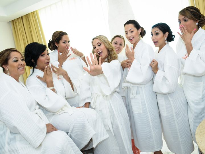 Tmx 1393645265143 Maritzayalfred 13 Bridal Party Spa Robe New York, New York wedding travel