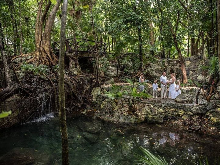 Tmx 1490734296376 Gorgeous Cenote Wedding Photo Braaten New York, New York wedding travel