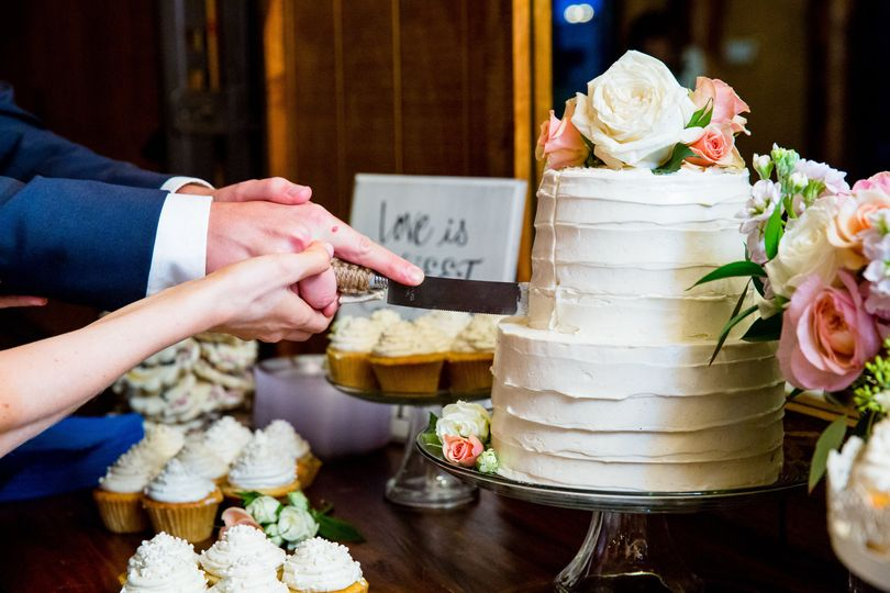 Salted Sweets Cutting Cake
