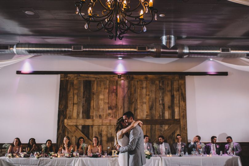 The Barn, First Dance