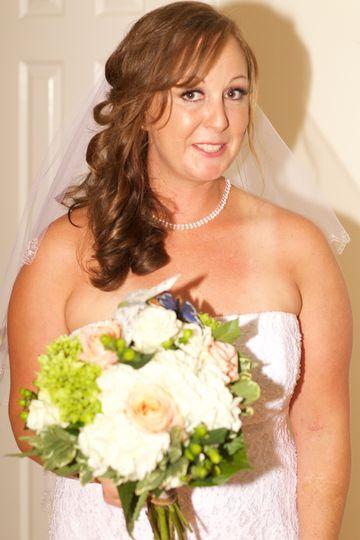 Bride is ready!