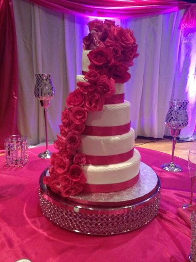 Cakes By Lara Wedding Cake Boynton Beach Fl Weddingwire