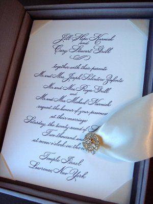 Tmx 1271024905866 JillKarnick1 Merrick, NY wedding invitation