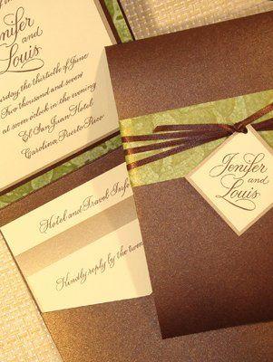Tmx 1271025028959 JenLouisLG1 Merrick, NY wedding invitation