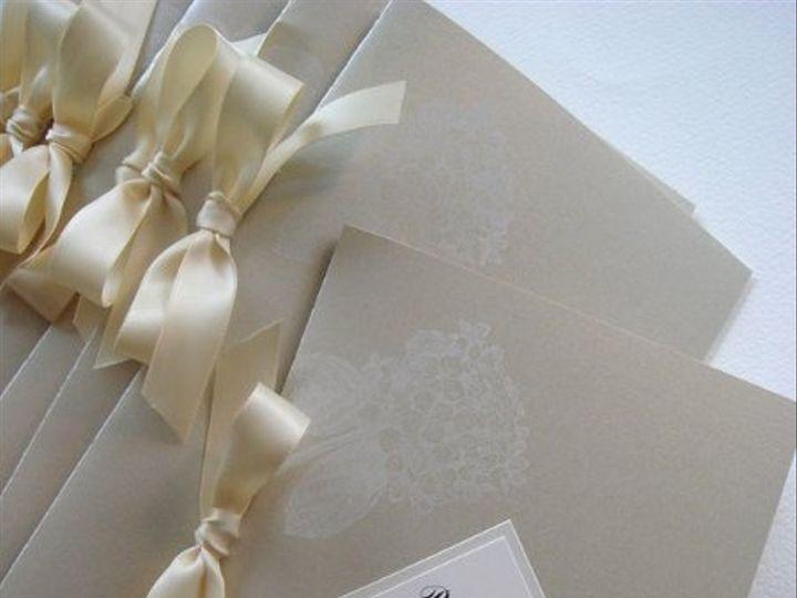Tmx 1271025659100 HydrangeaProgram Merrick, NY wedding invitation