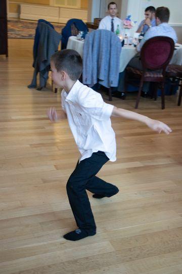 Cousin Dancing