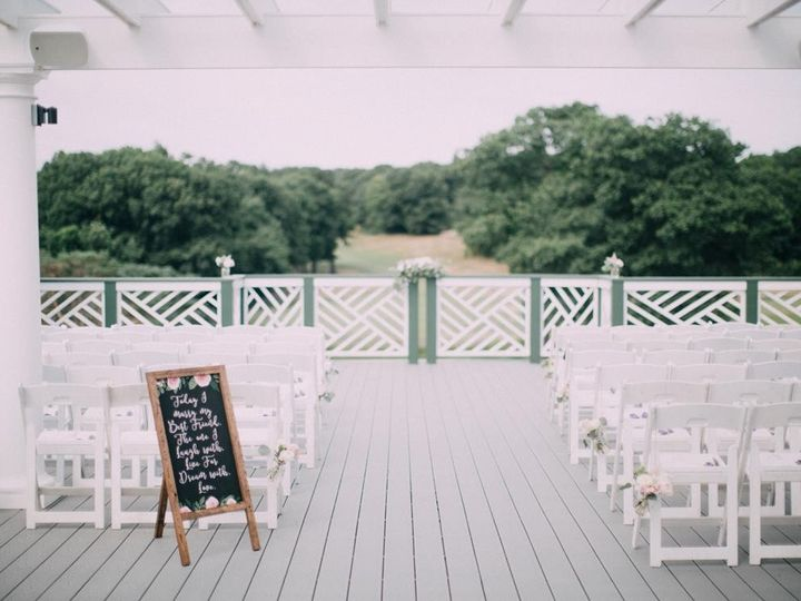 Tmx 1472828843660 Rooftop Ceremony Middleton, MA wedding venue