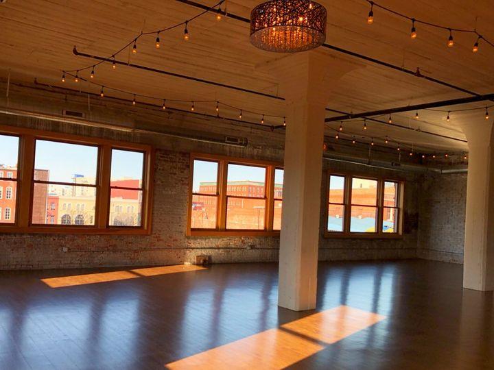 Tmx Empty Venue1 51 993449 Oklahoma City, Oklahoma wedding venue