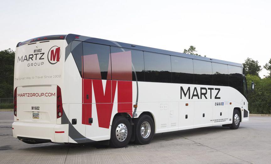 55 pax bus