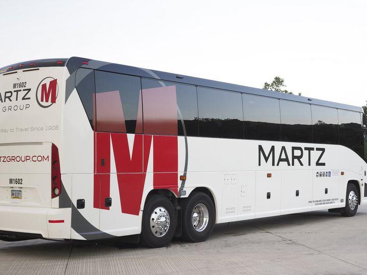 Tmx New Bus Edit 51 1044449 Charlottesville, VA wedding transportation