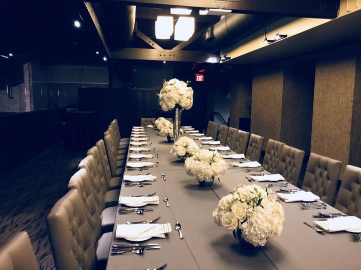 Classic Tall&Low Centerpieces