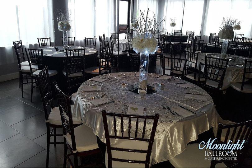 mlb table setting