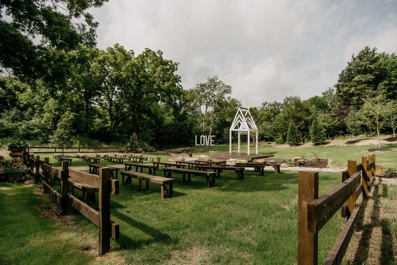 Bethel Rock | Ceremony Chapel