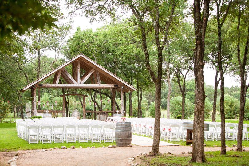 Tejas Venue Ceremony Site